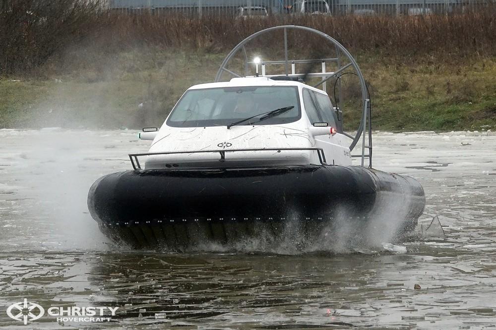 Лодка на воздушной подушке Christy 458 | фото №2