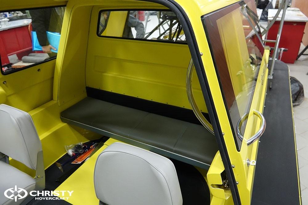 Амфибия на воздушной подушке Christy 5143 | фото №8