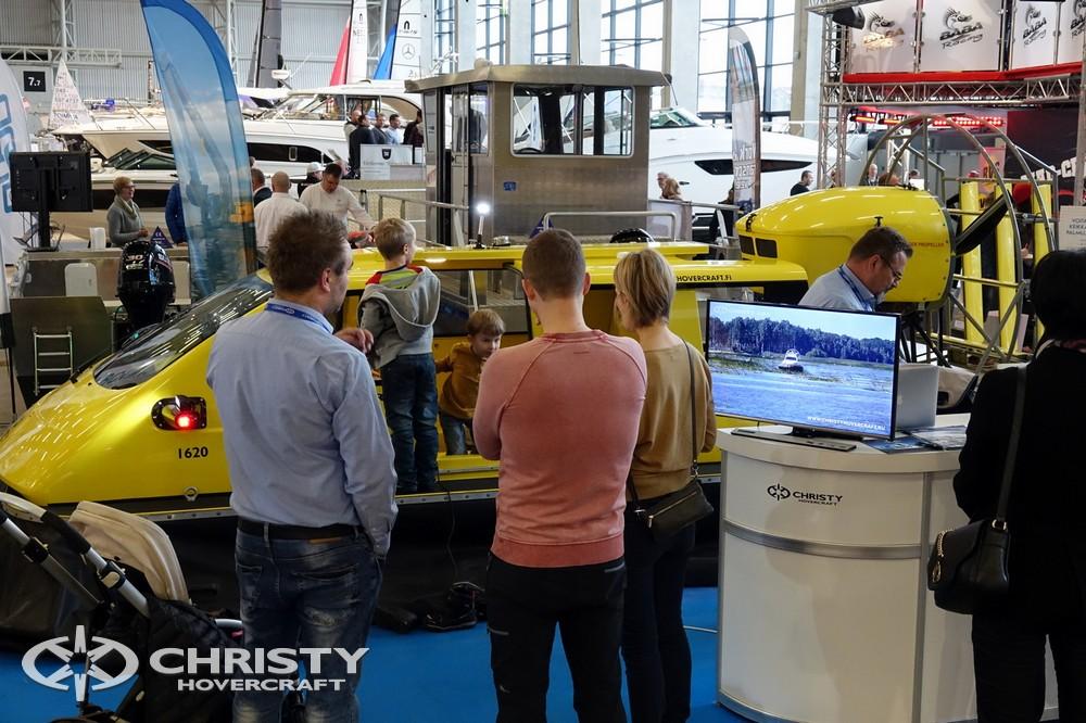 Vene Båt - скандинавская выставка выставка яхт и лодок для рыбалки и спорта | фото №5