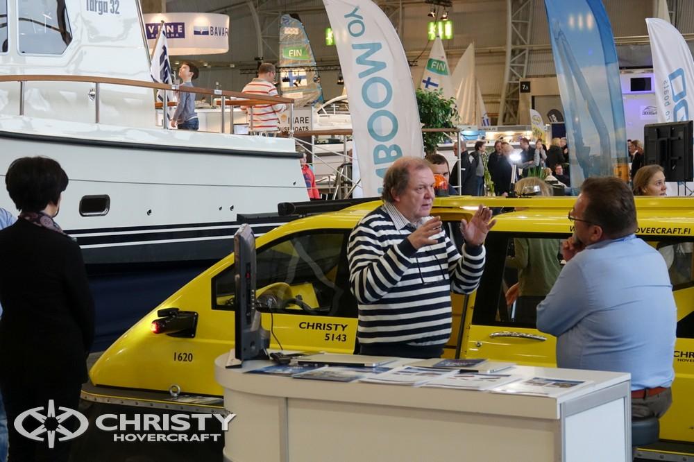 Vene Båt - скандинавская выставка выставка яхт и лодок для рыбалки и спорта | фото №10