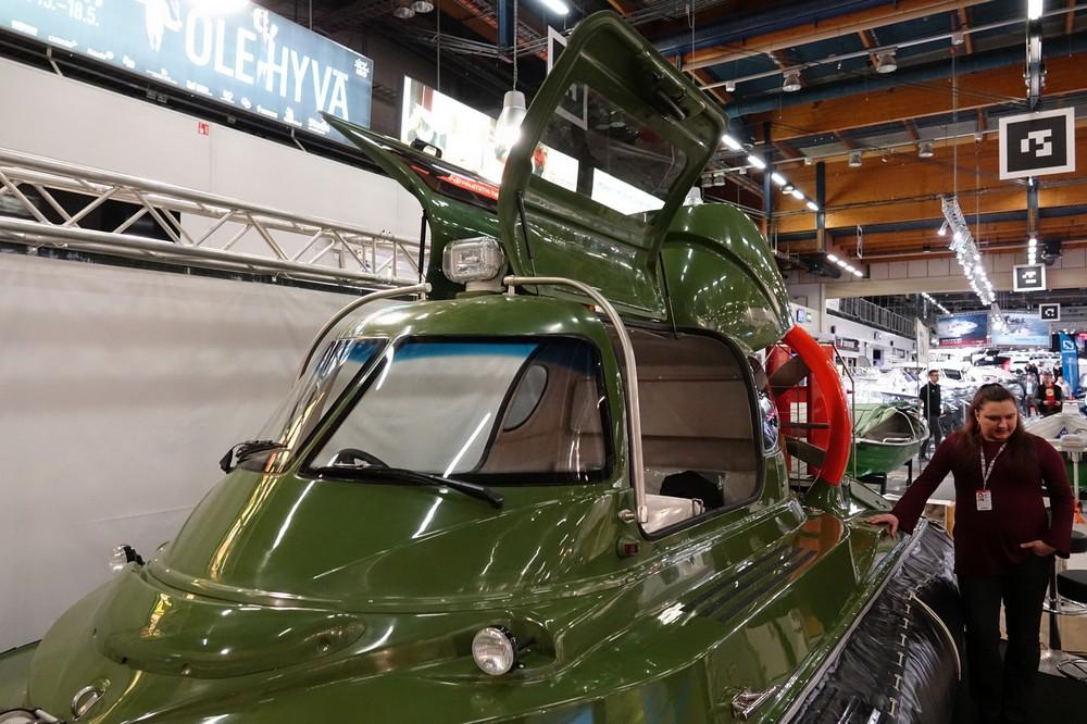 Vene Båt - скандинавская выставка выставка яхт и лодок для рыбалки и спорта | фото №19