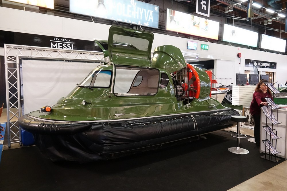 Vene Båt - скандинавская выставка выставка яхт и лодок для рыбалки и спорта | фото №20