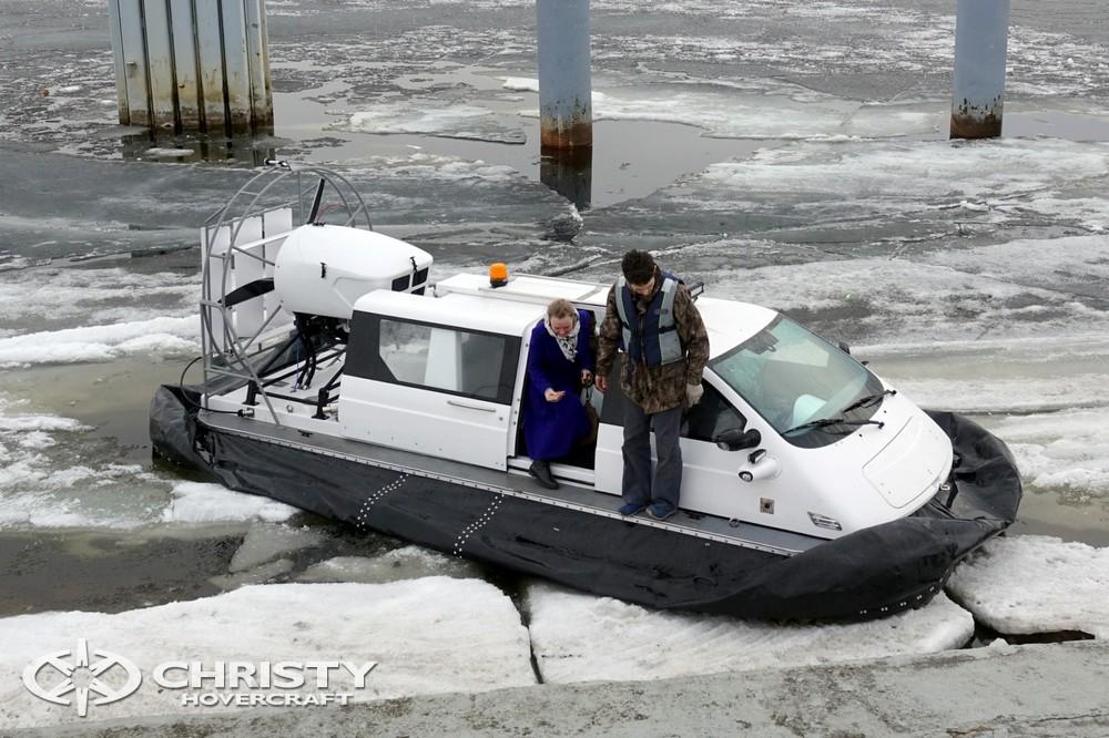 Данное судно на подушке реально приспособлено для использования по прямому назначению | фото №25