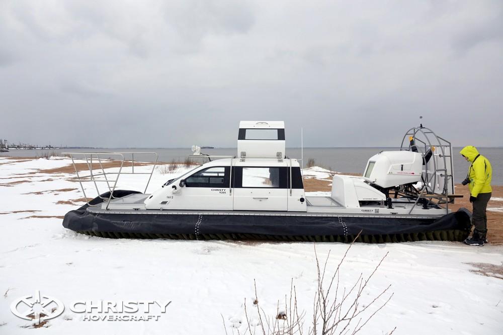 Поступила в продажу новая модель судна Christy 9205 FC Версия для рыбалки
