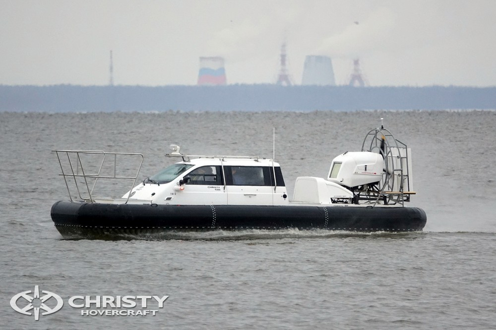 Характеристики Christy 9205 FC Fishing Edition: Количество пассажиров: 6 Грузоподъемность: 900-950 кг | фото №18