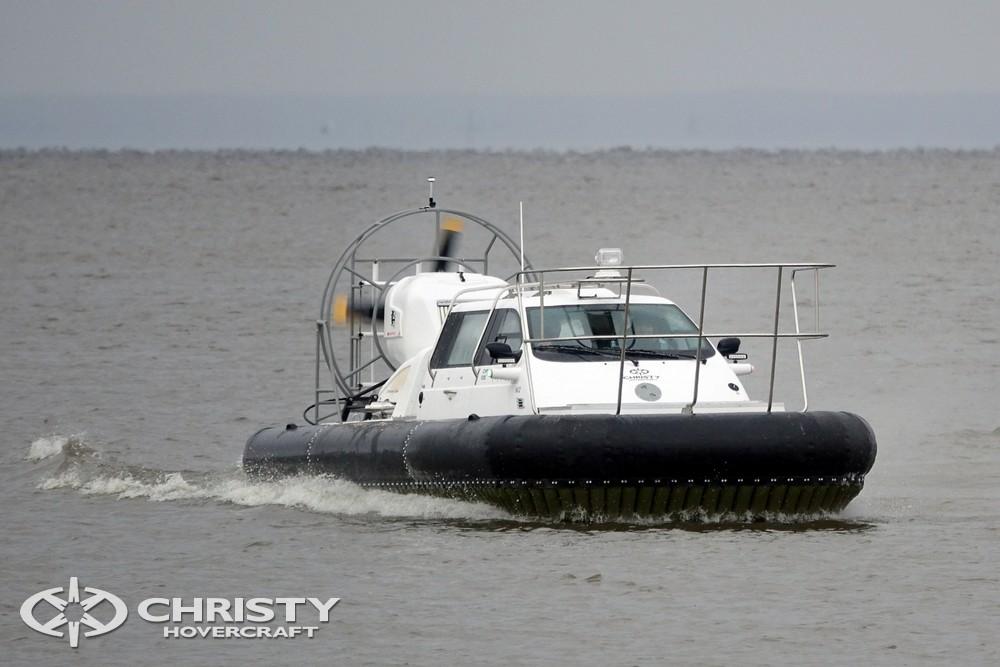 Судно на воздушной подушке (СВП) - тип судна, которое может двигаться с большой скоростью и над водо | фото №20