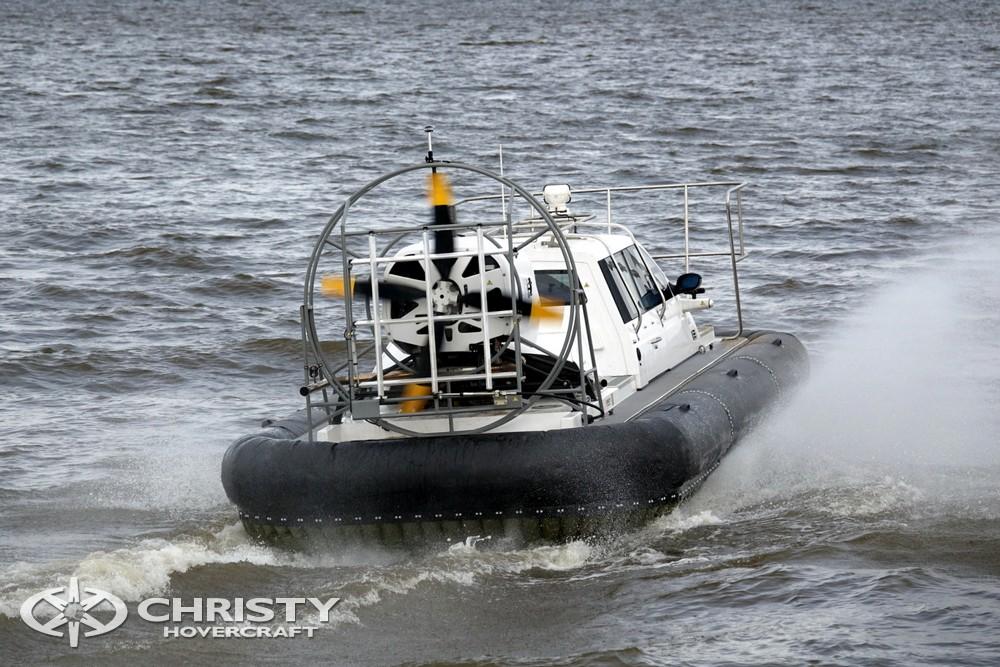 Катер Christy-9205-fishing-edition вид сзади   фото №10