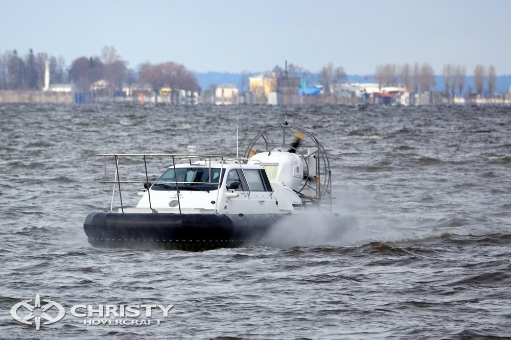 Воздушная подушка Christy-9205-fishing-edition это современное, удобное в эксплуатации транспортное средство | фото №14