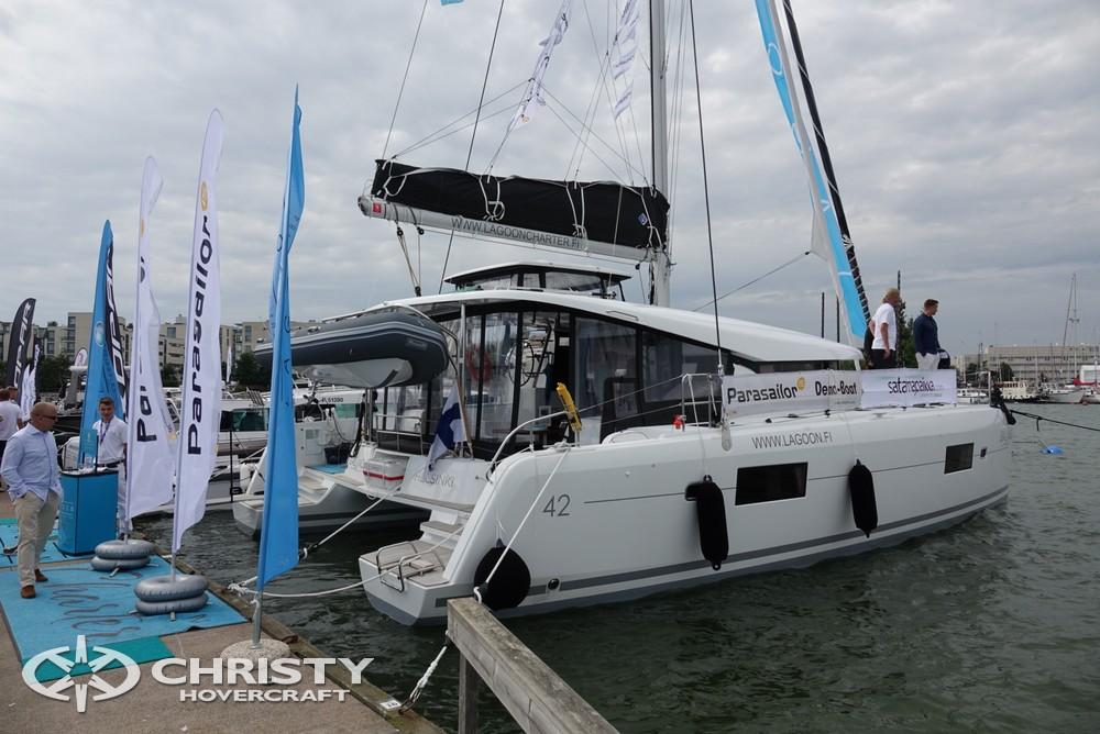 Для яхтсменов выставка Boat-Afloat Show является самым важным событием года | фото №22
