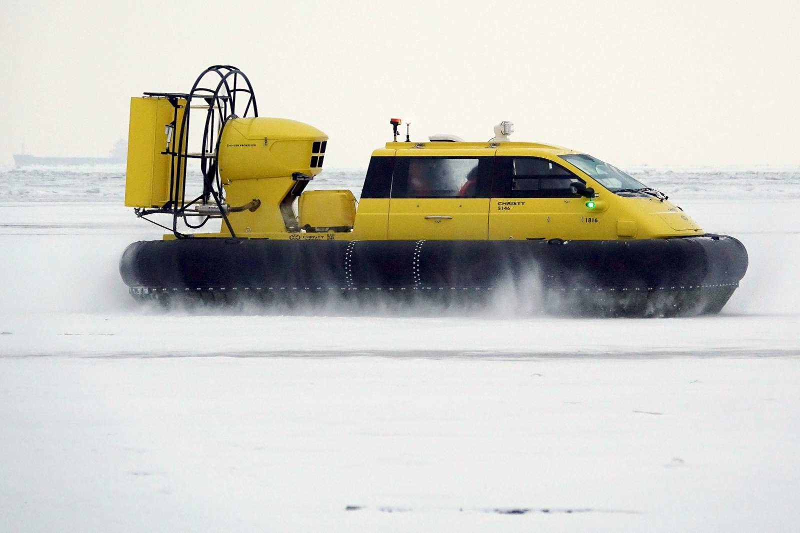 Hovercraft Christy 5146 FC DeLuxe (1).JPG | фото №5