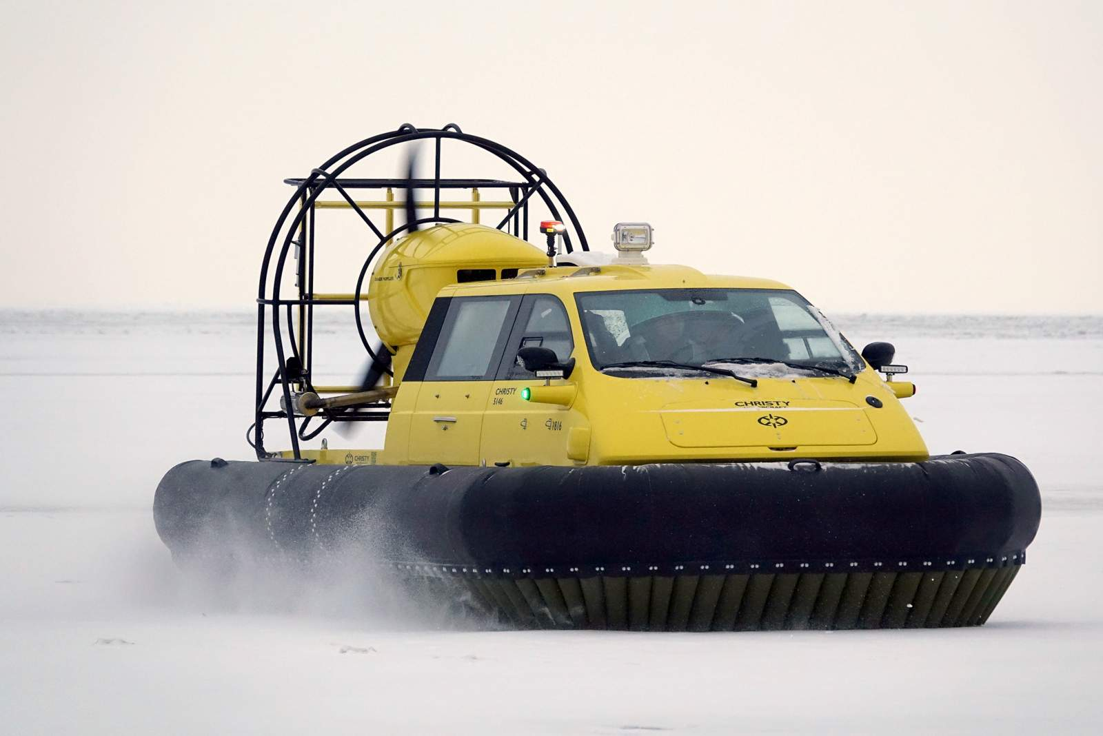 Hovercraft Christy 5146 FC DeLuxe (2).JPG | фото №6