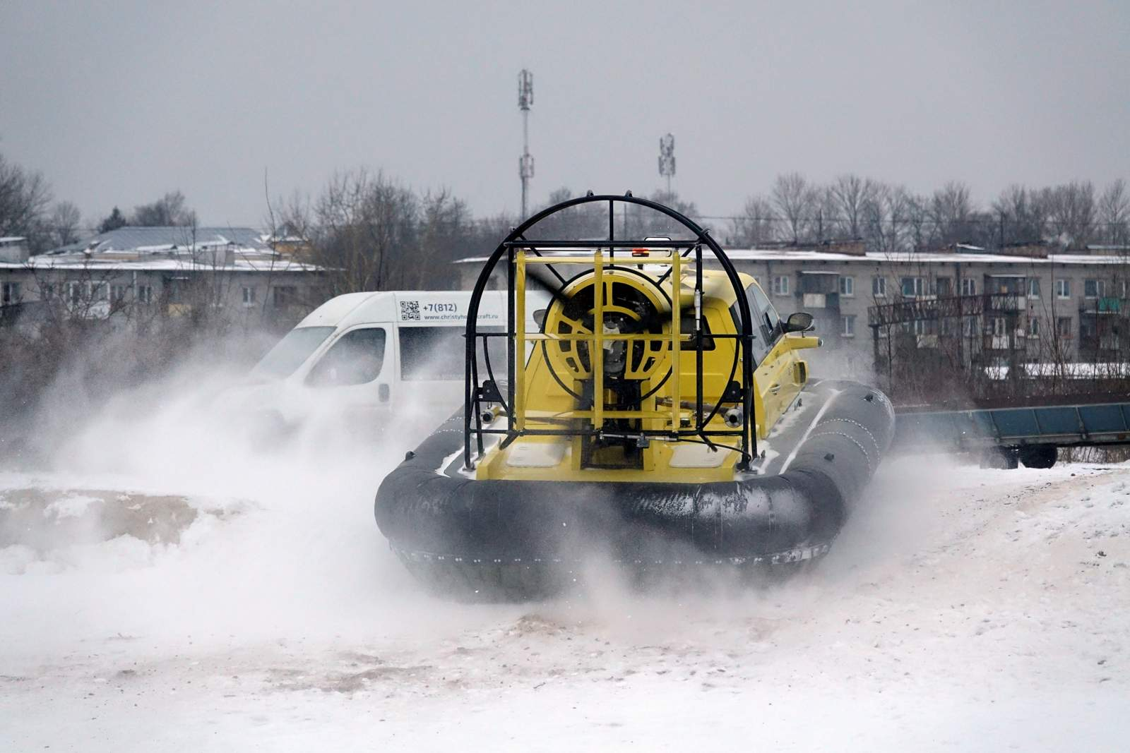 Hovercraft Christy 5146 FC DeLuxe (3).JPG | фото №7