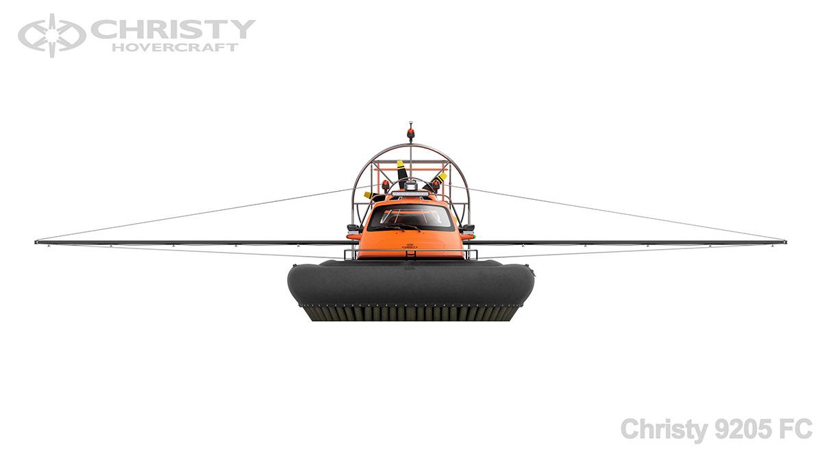 Модель свп Christy 9205 FC | фото №4