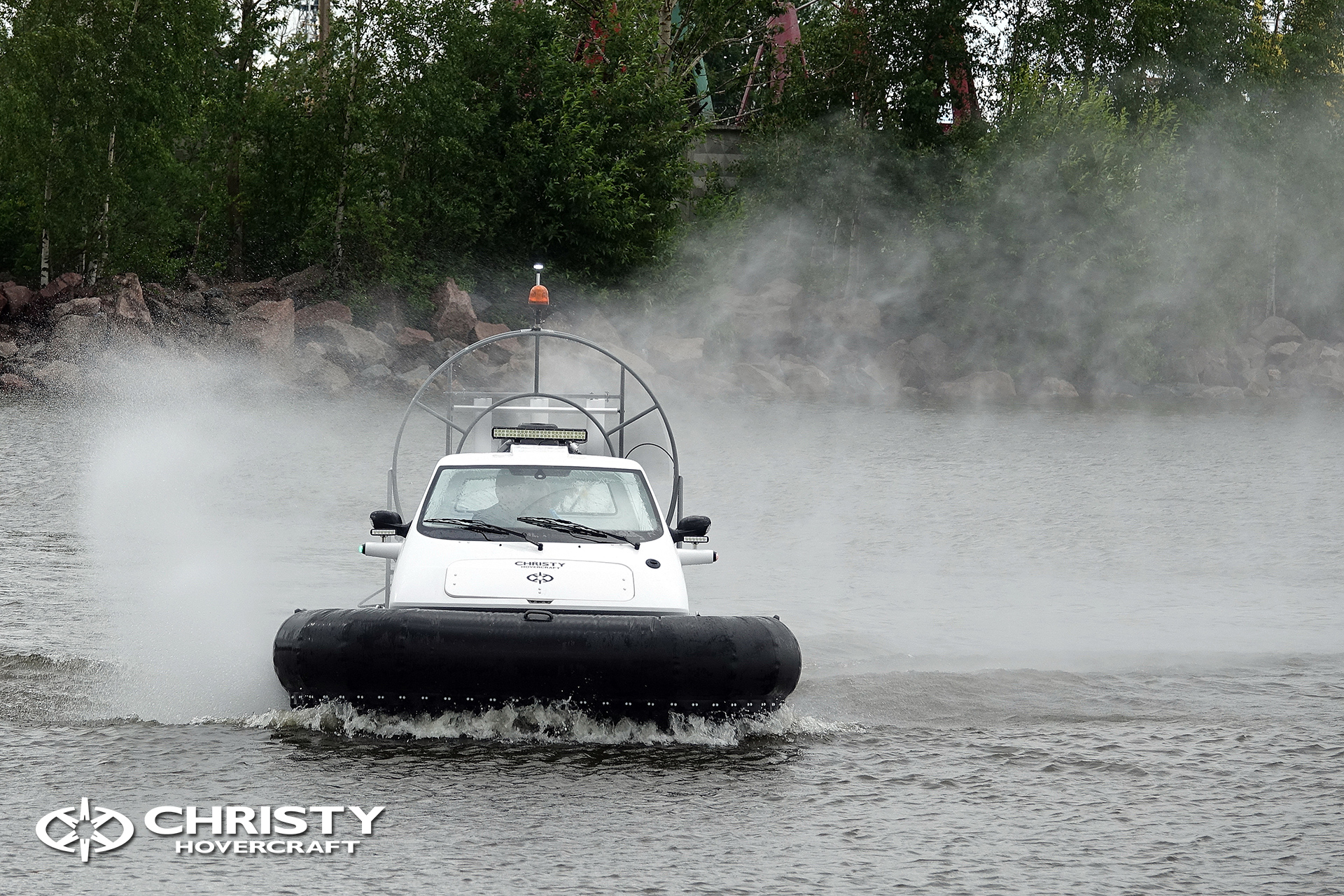 Hovercraft Christy 463 PC in Storm 290618 06.jpg | фото №4