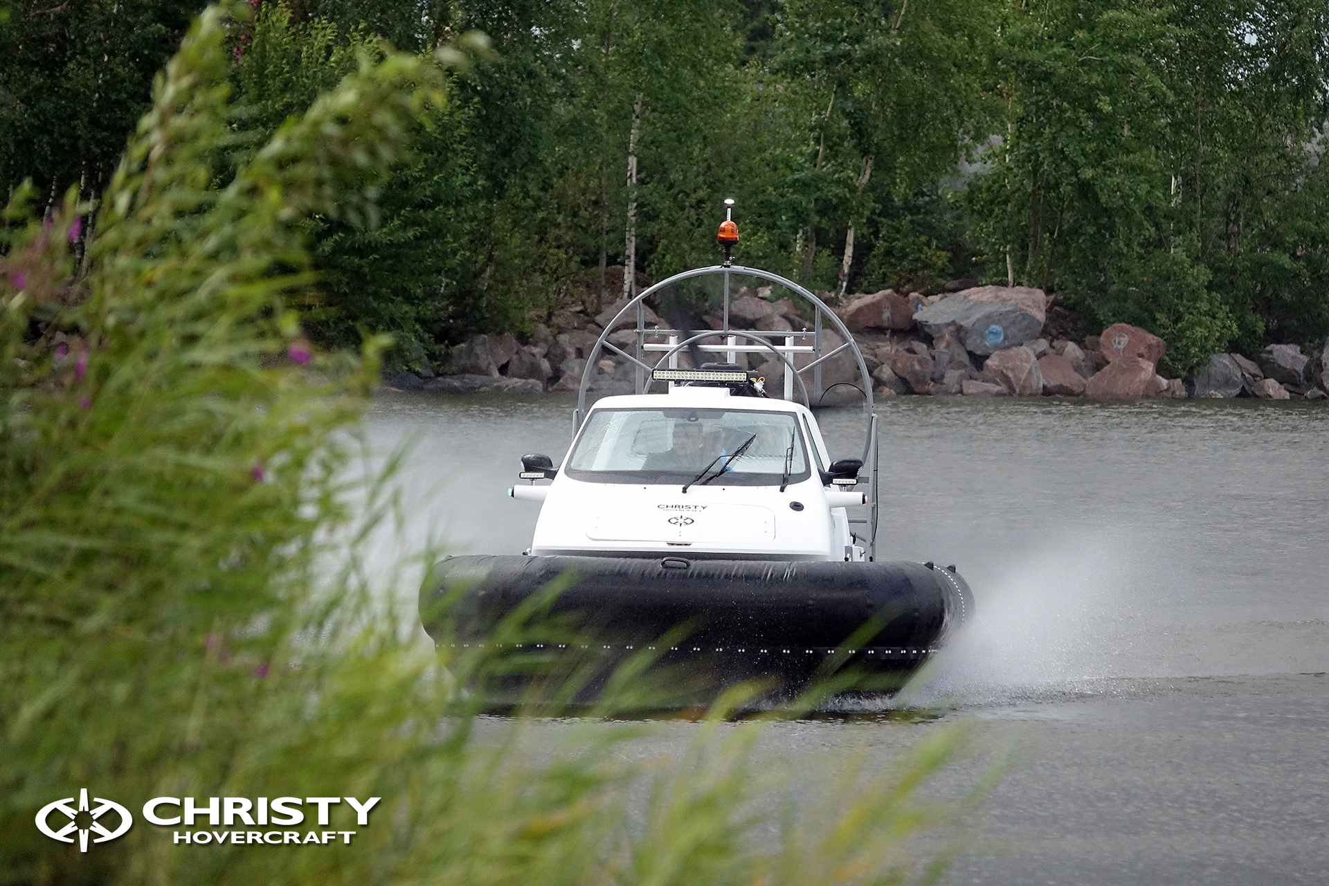 Hovercraft Christy 463 PC in Storm 290618 12.jpg | фото №10
