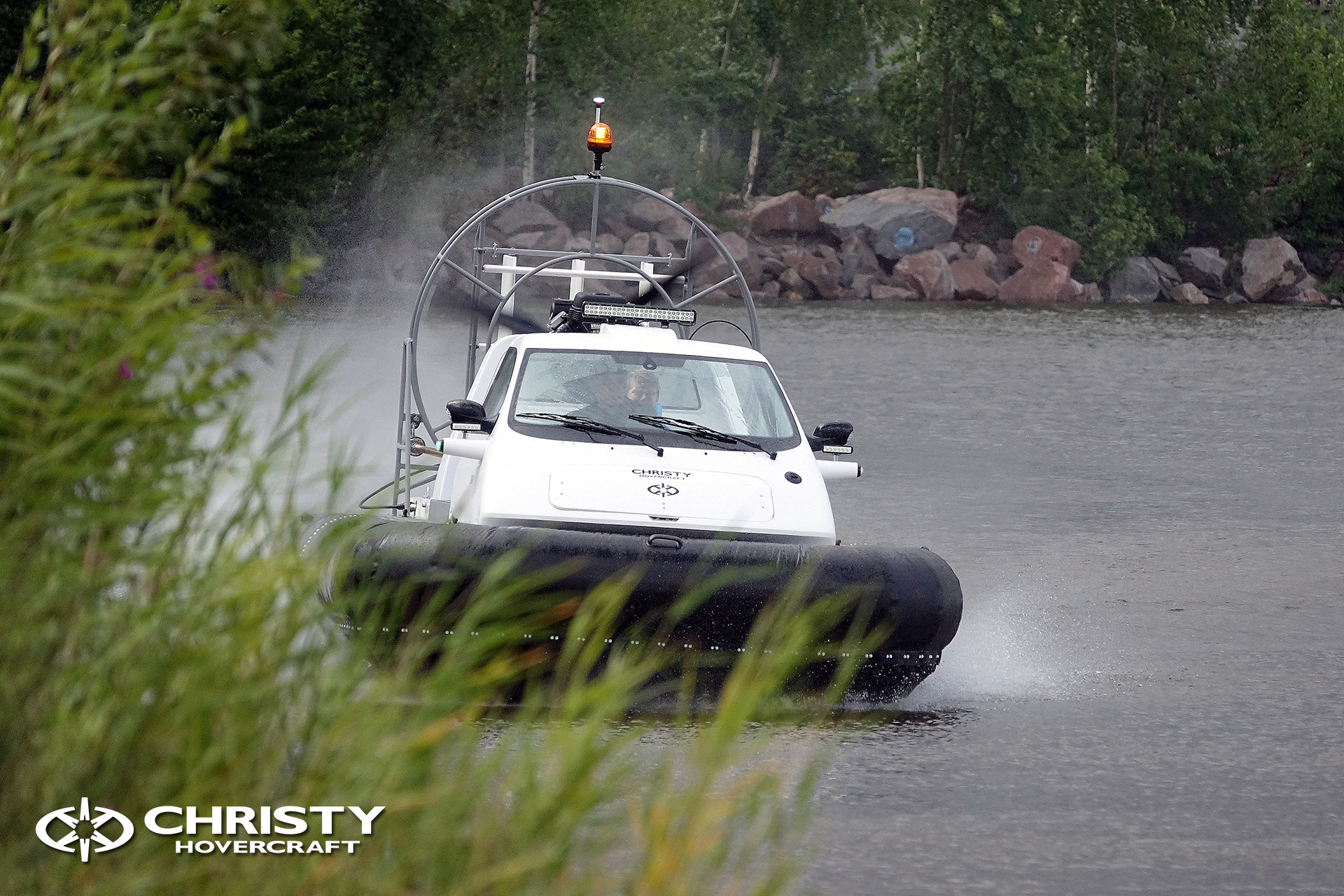 Hovercraft Christy 463 PC in Storm 290618 13.jpg | фото №11