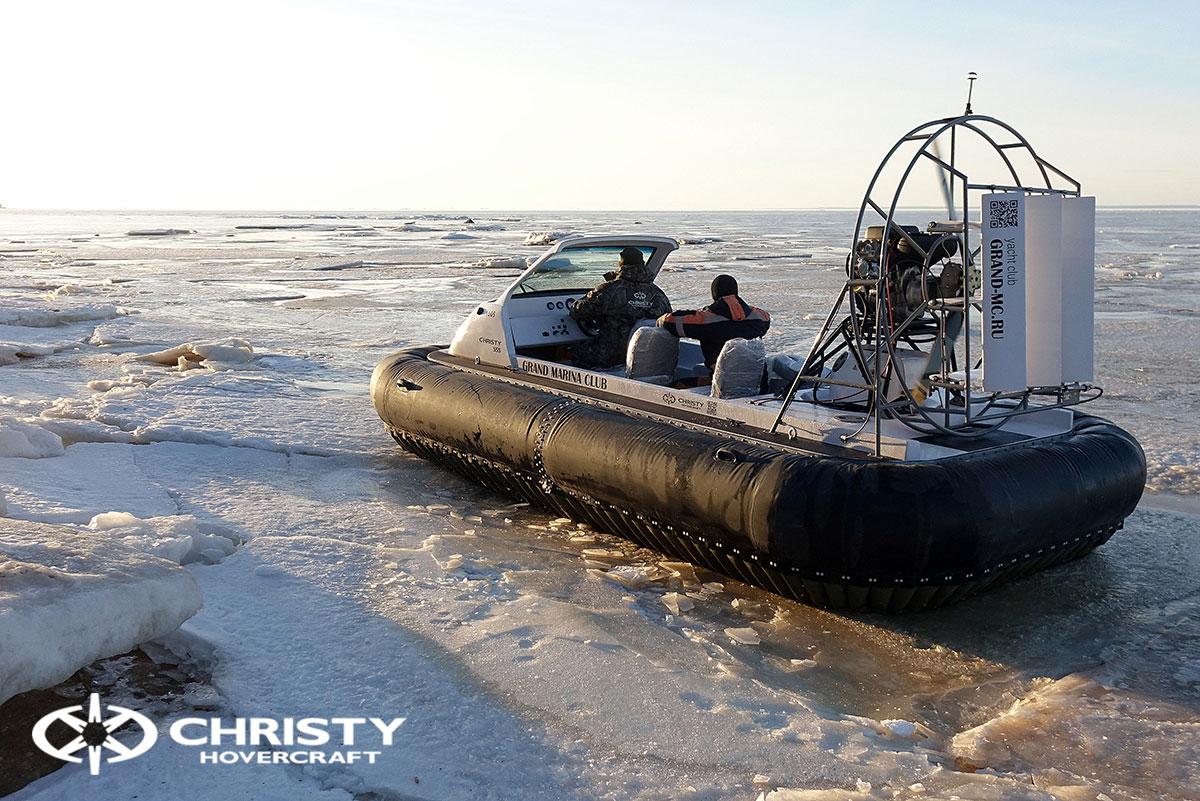 Тест-драйв Christy 458 с открытой кабиной | фото №1