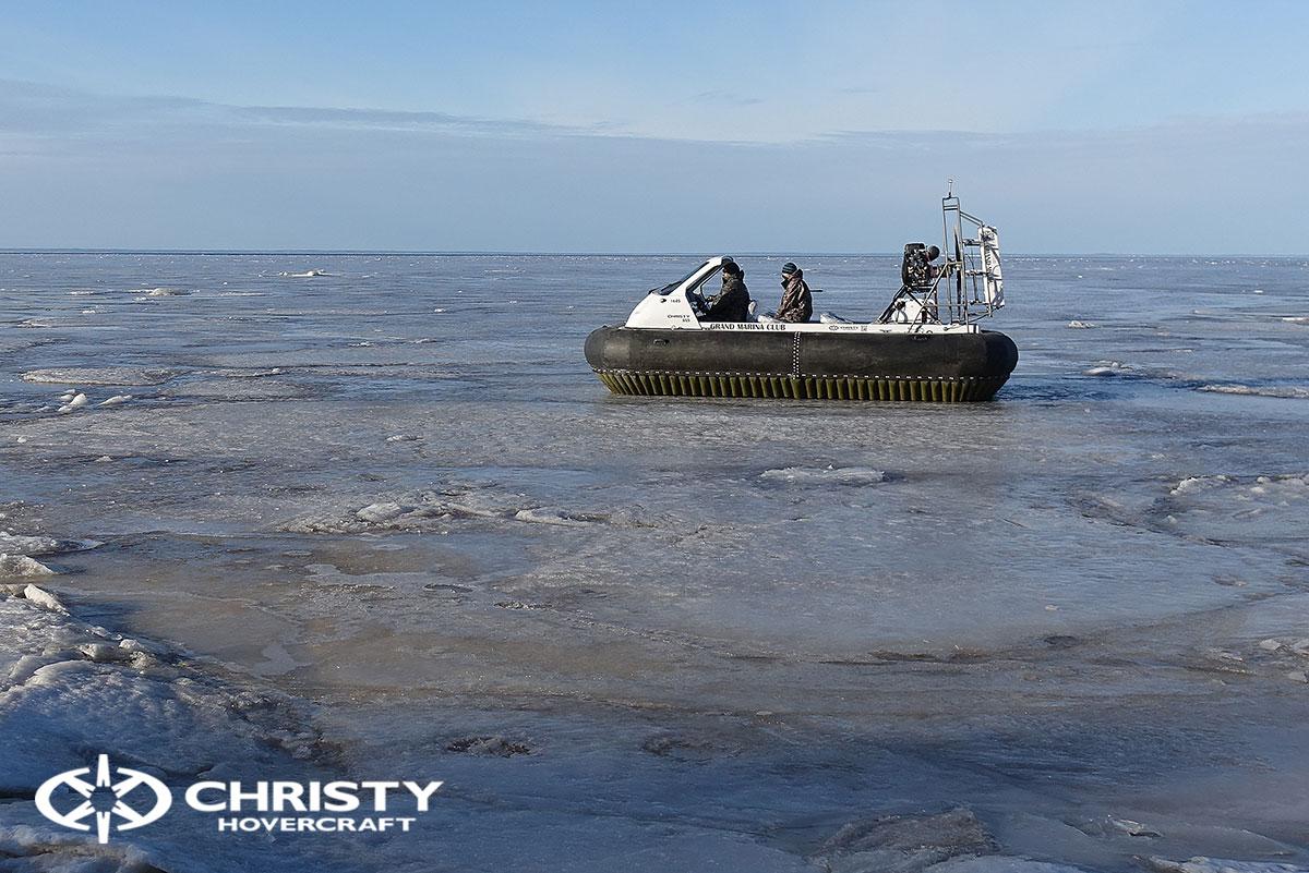 Тест-драйв Christy 458 с открытой кабиной | фото №8
