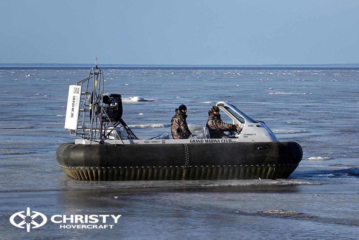 Тест-драйв Christy 458 с открытой кабиной | фото №11