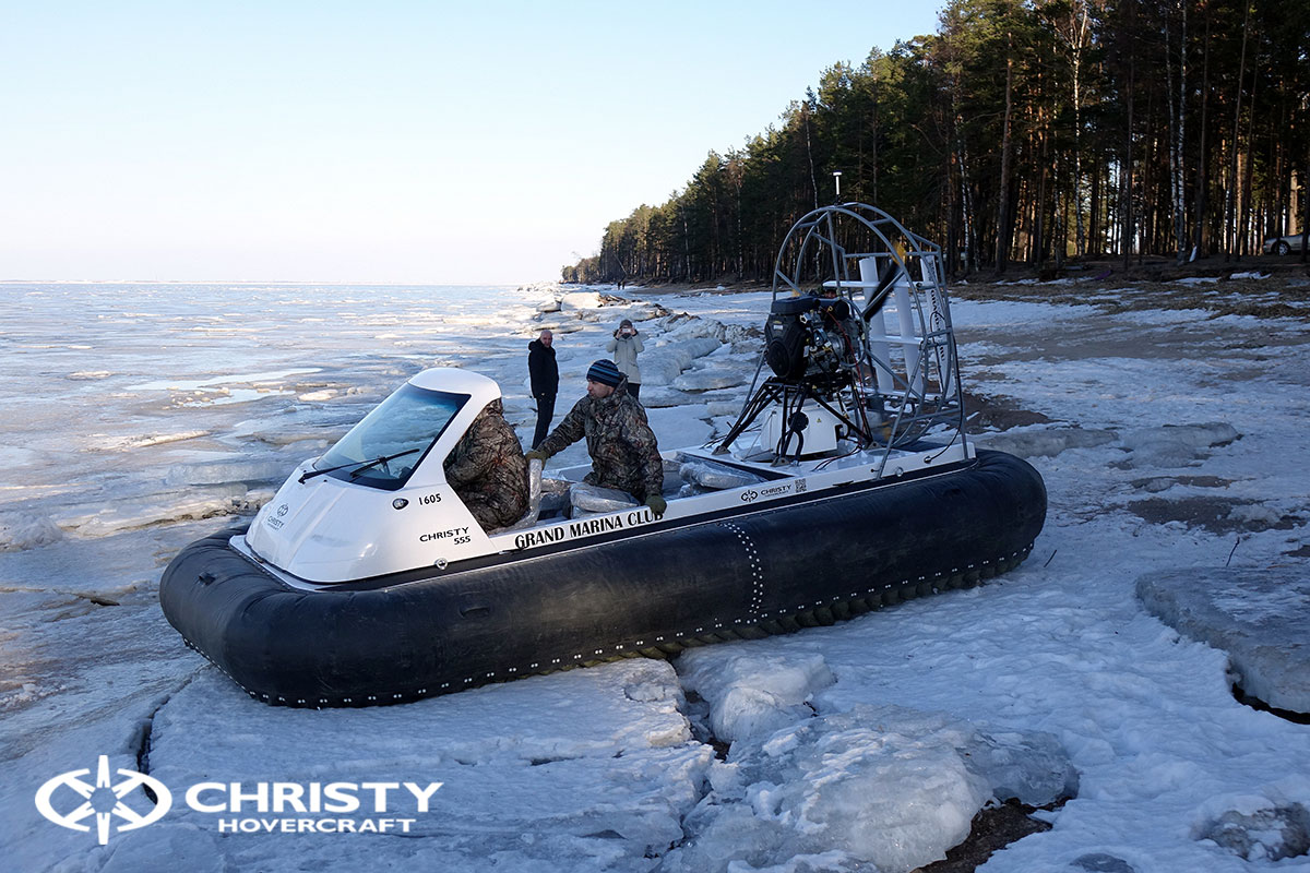 Тест-драйв Christy 458 с открытой кабиной | фото №12