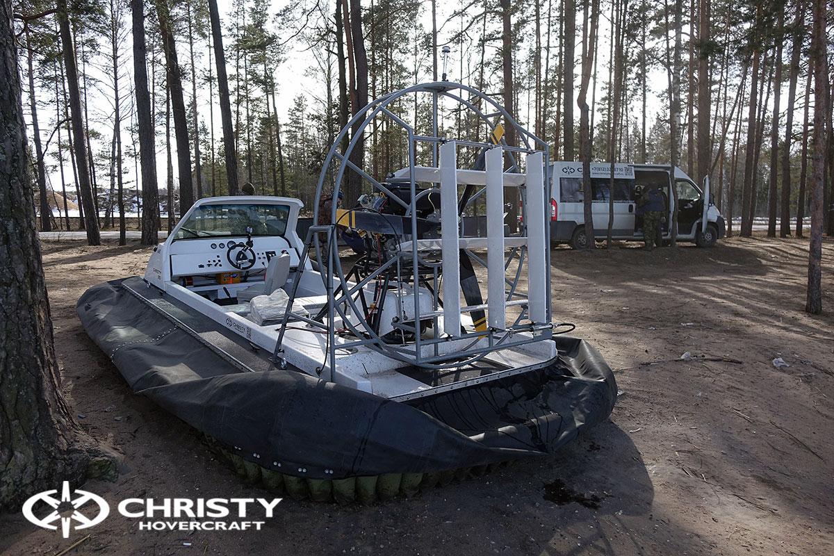 Тест-драйв Christy 458 с открытой кабиной | фото №15
