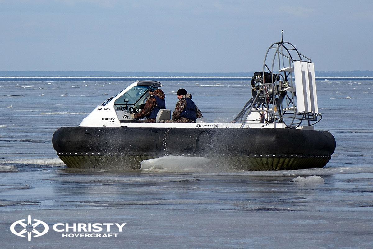 Тест-драйв Christy 458 с открытой кабиной | фото №17