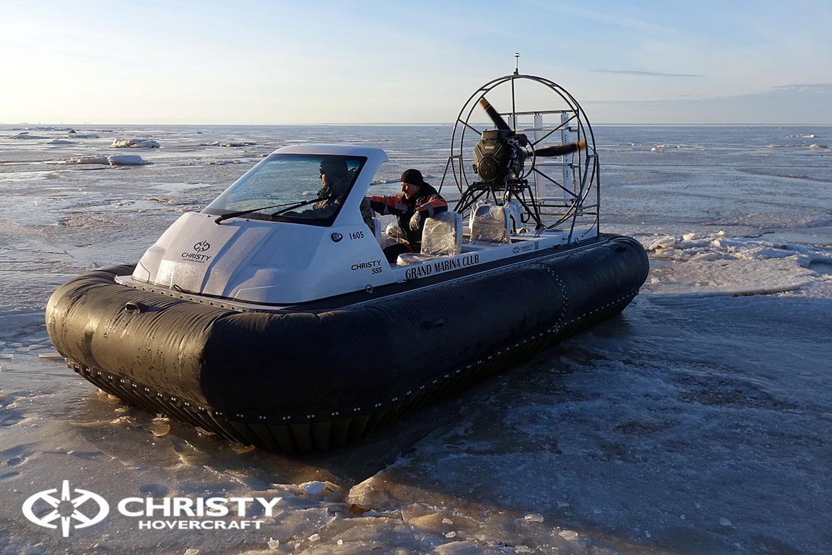 Тест-драйв Christy 458 с открытой кабиной | фото №2