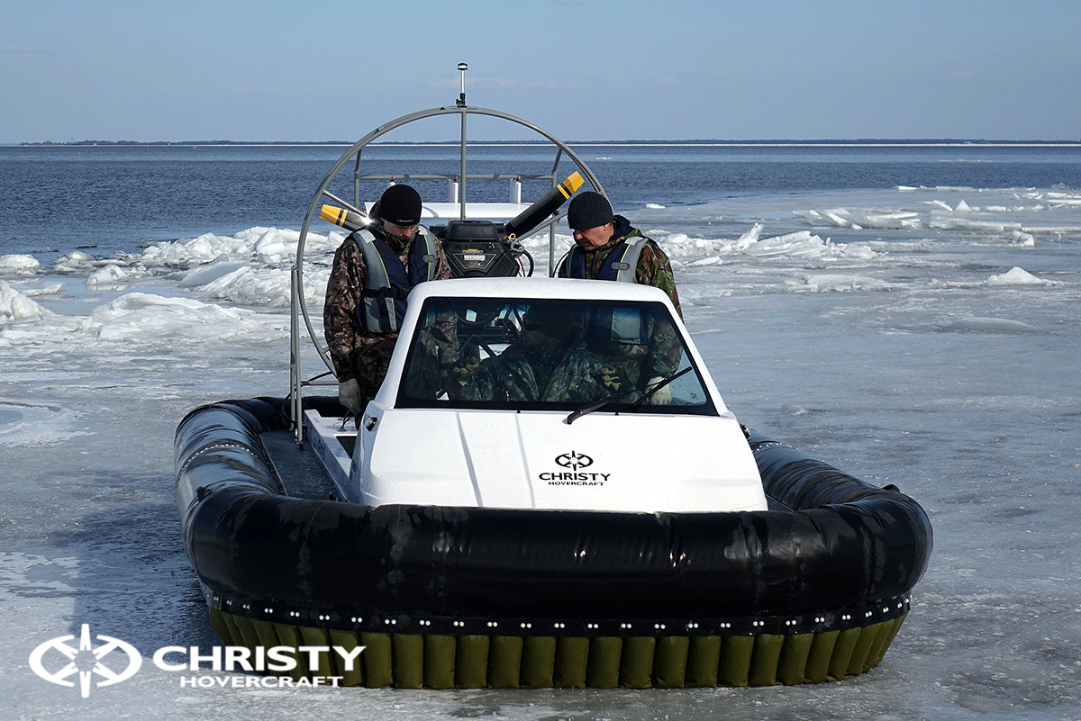 Тест-драйв Christy 458 с открытой кабиной | фото №19