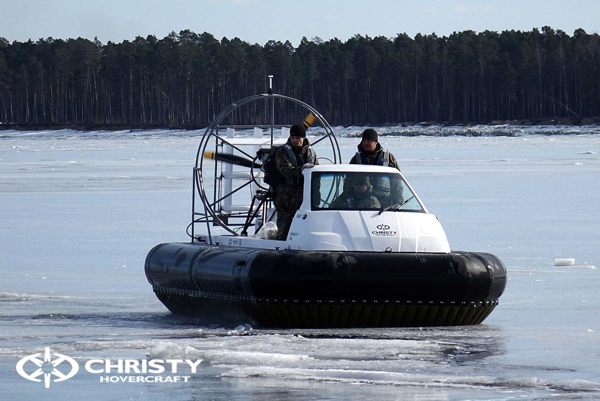 Тест-драйв Christy 458 с открытой кабиной | фото №20