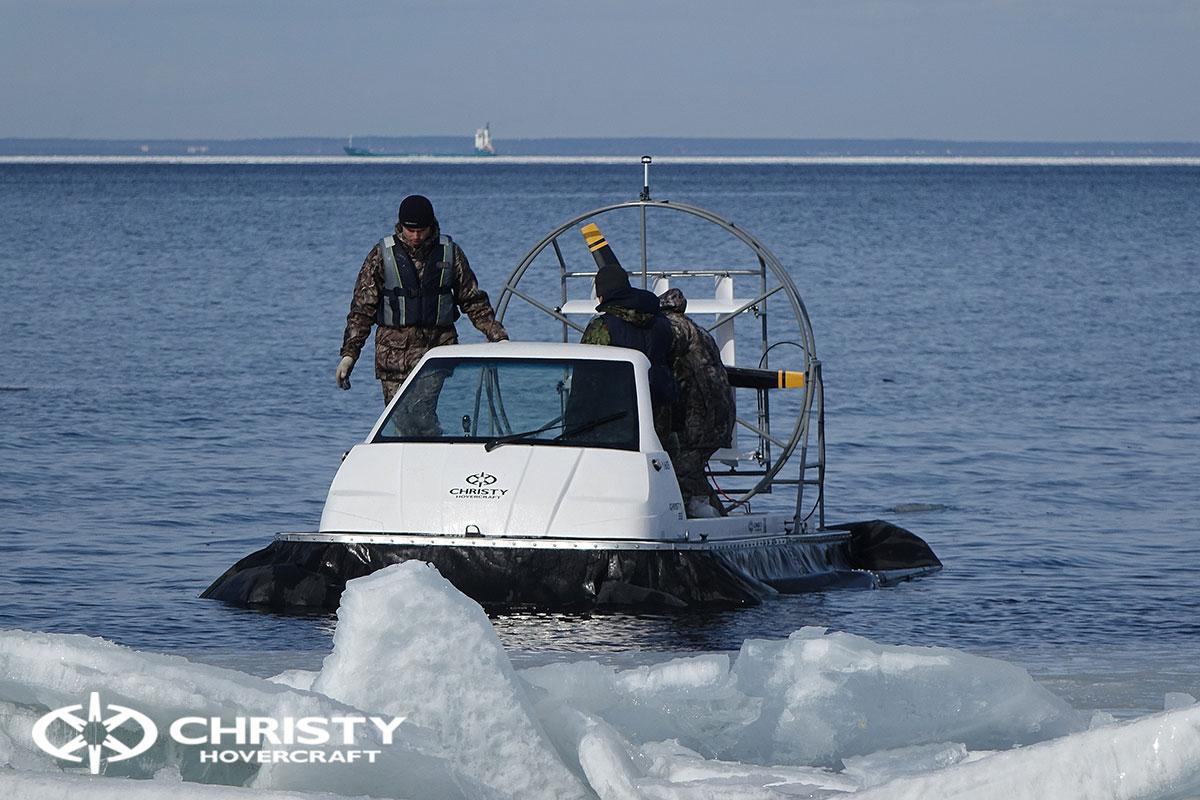 Тест-драйв Christy 458 с открытой кабиной | фото №21