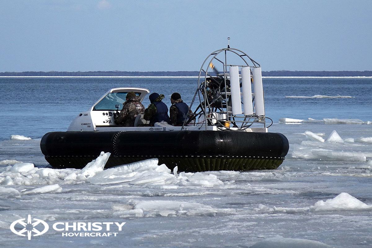 Тест-драйв Christy 458 с открытой кабиной | фото №24