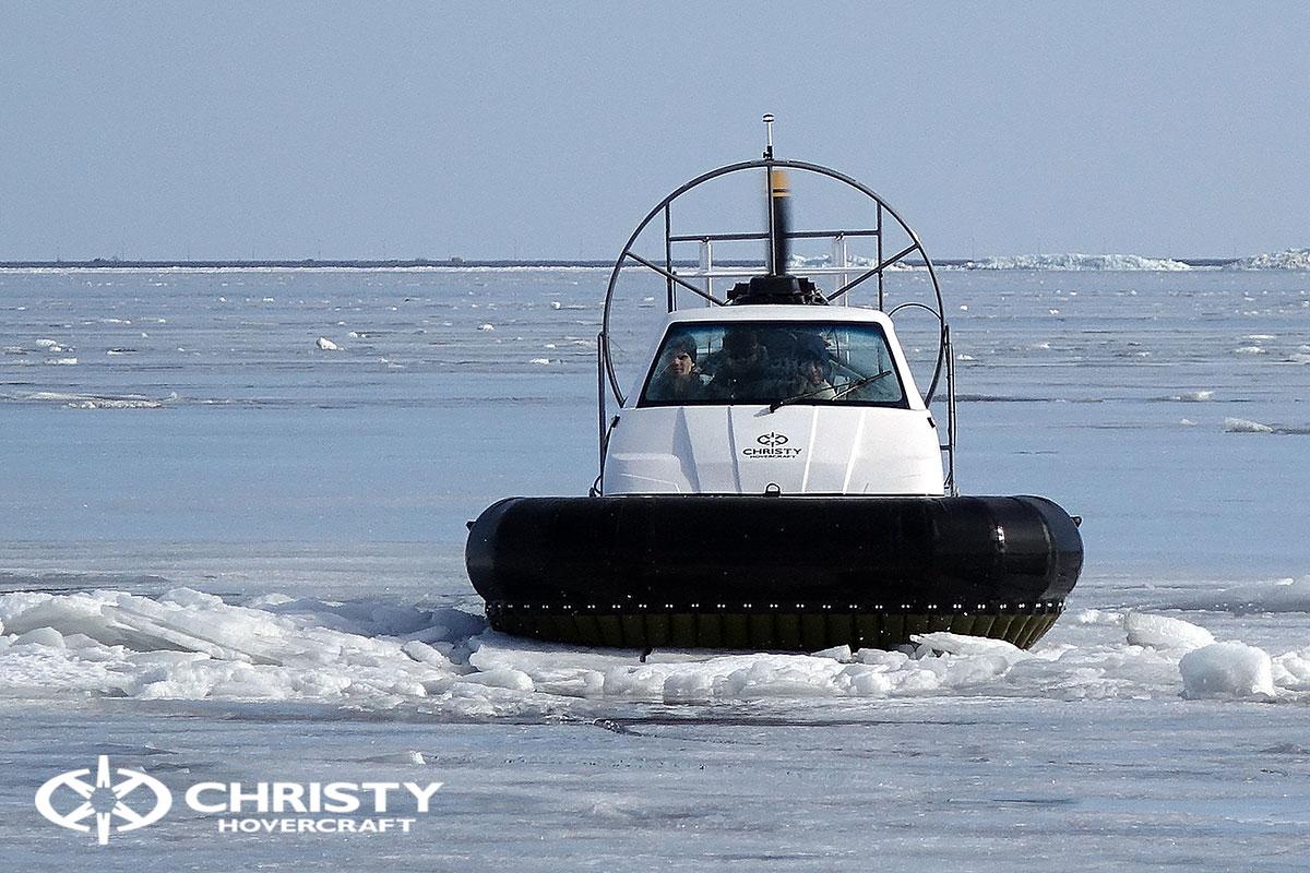 Тест-драйв Christy 458 с открытой кабиной | фото №25