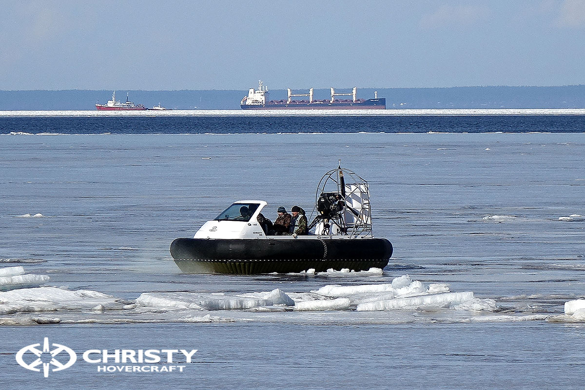 Тест-драйв Christy 458 с открытой кабиной | фото №32