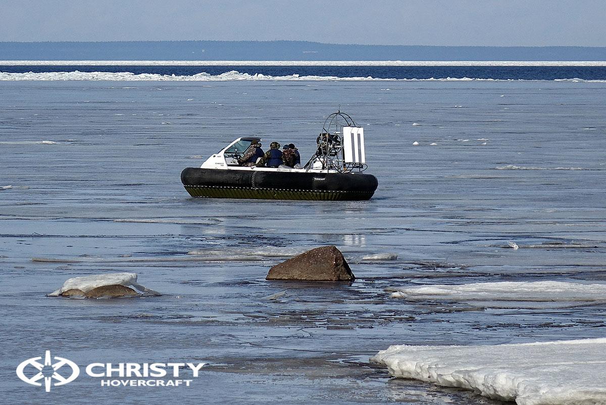 Тест-драйв Christy 458 с открытой кабиной | фото №33