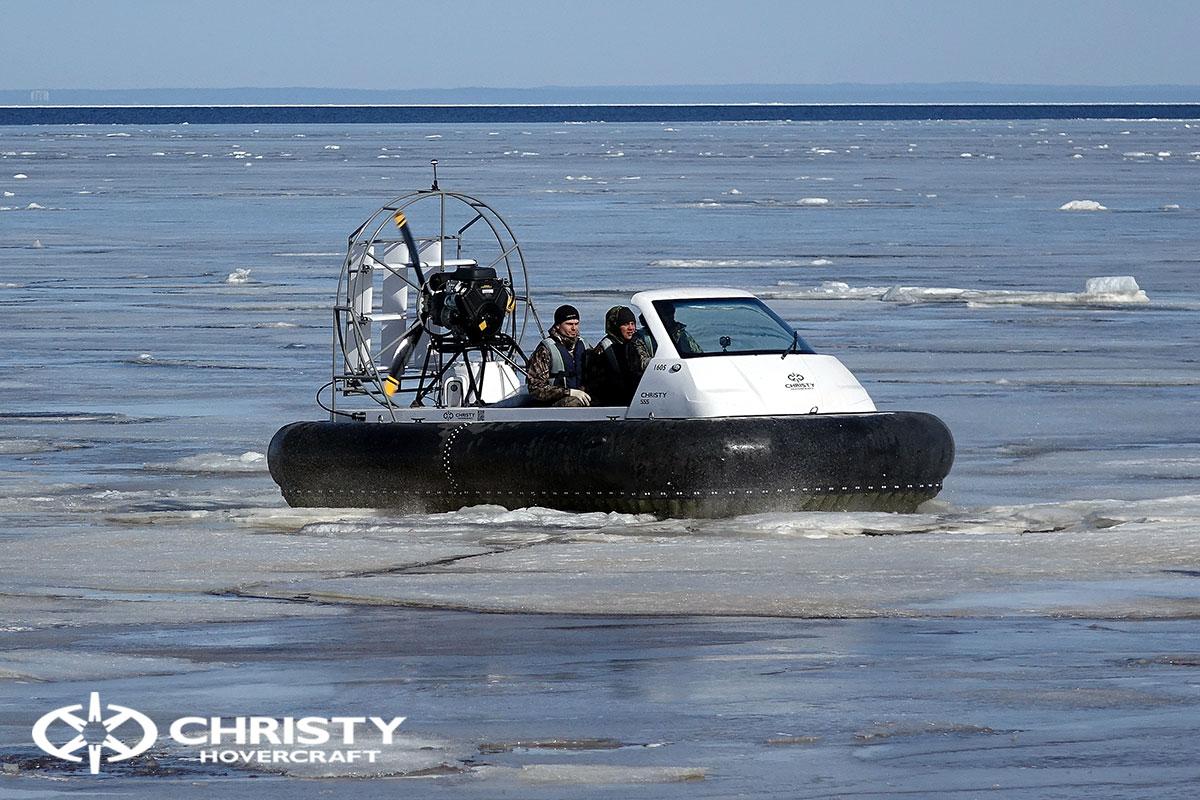 Тест-драйв Christy 458 с открытой кабиной | фото №34