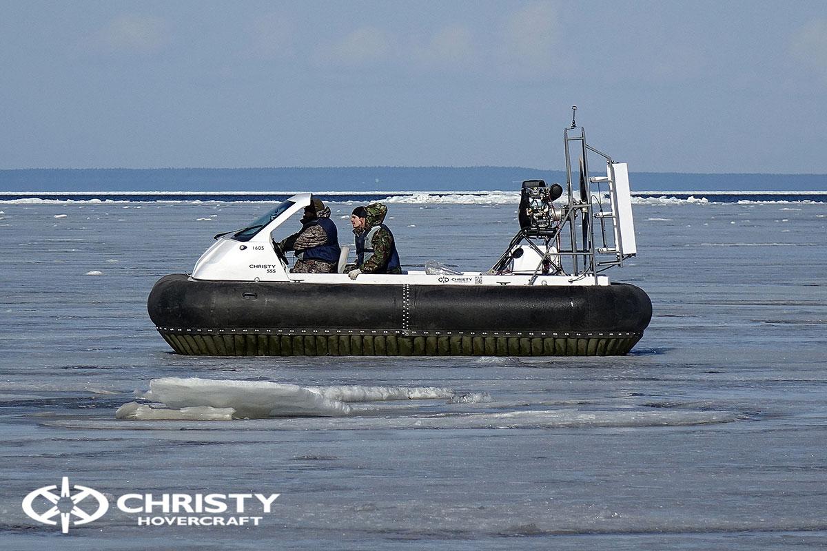 Тест-драйв Christy 458 с открытой кабиной | фото №37
