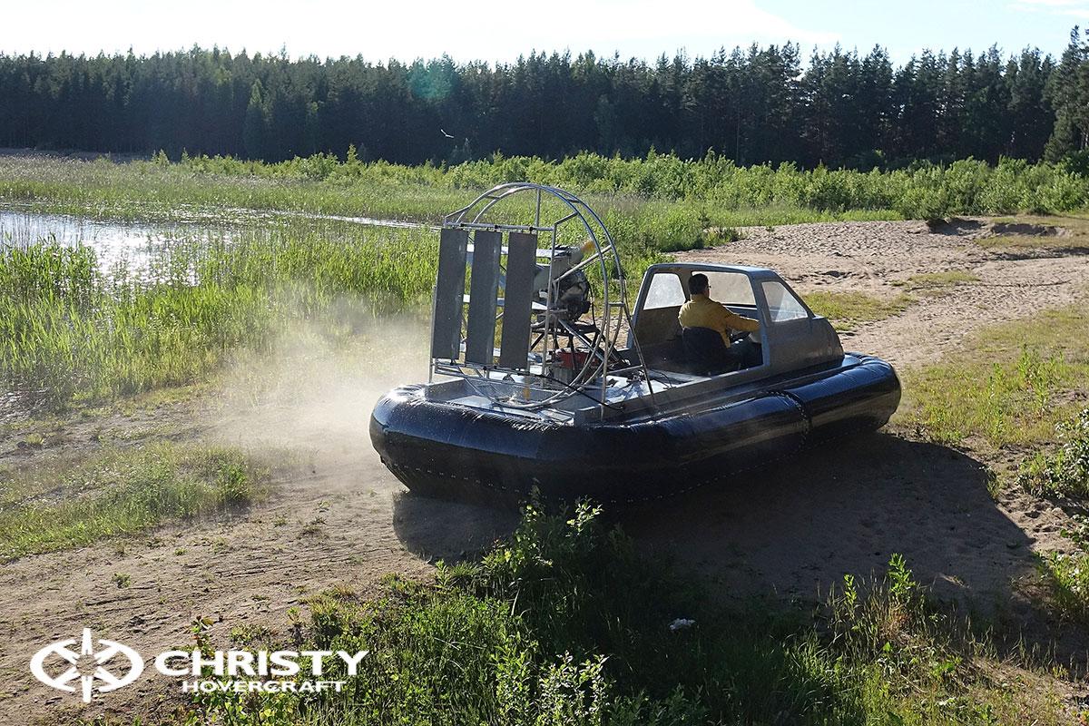 Тест-драйв Christy 555 | фото №14