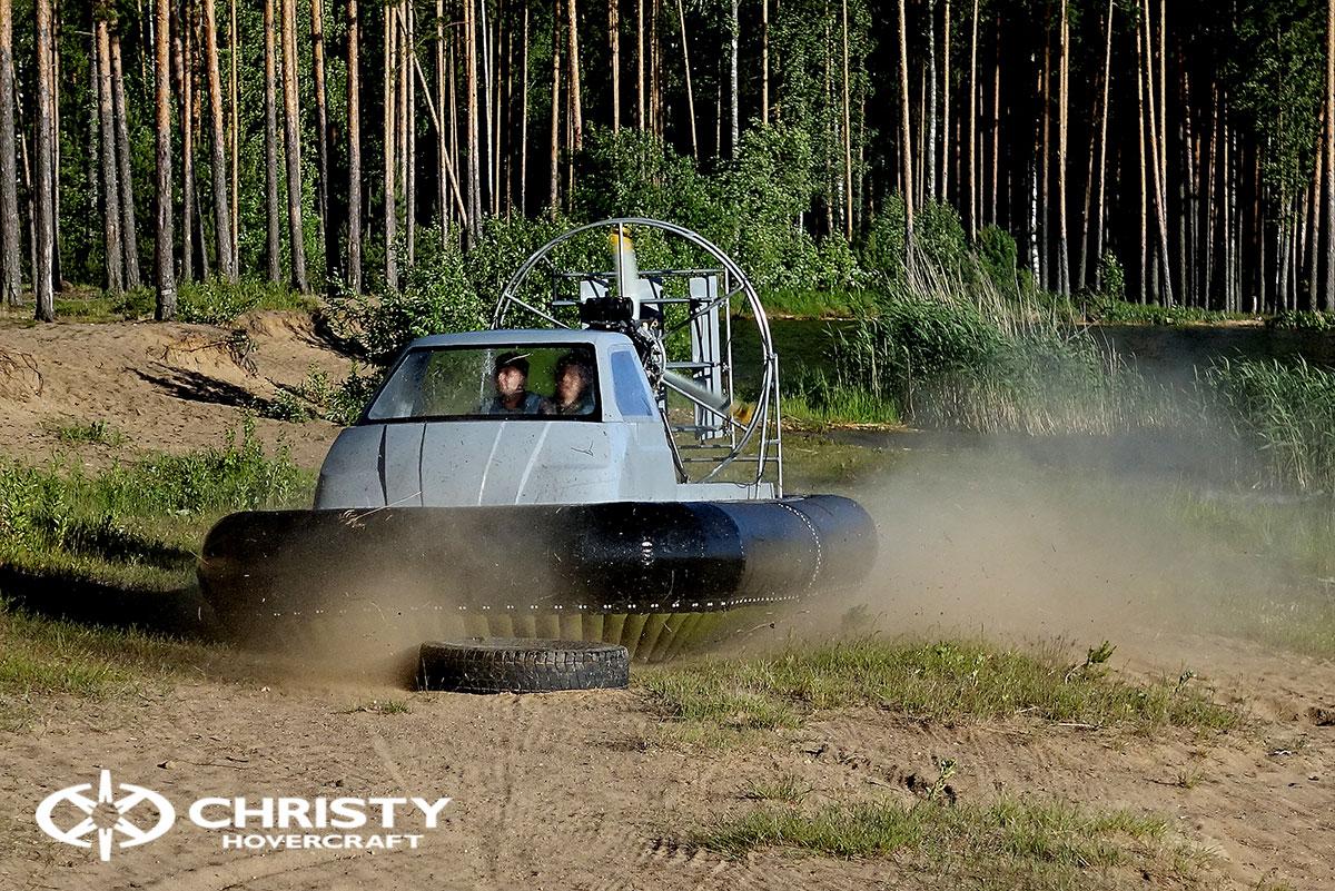 Тест-драйв Christy 555 | фото №22