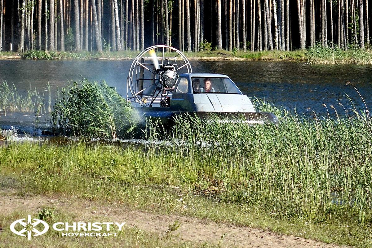 Тест-драйв Christy 555 | фото №29
