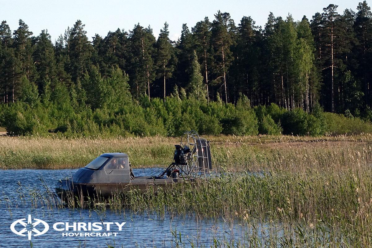 Тест-драйв Christy 555 | фото №35