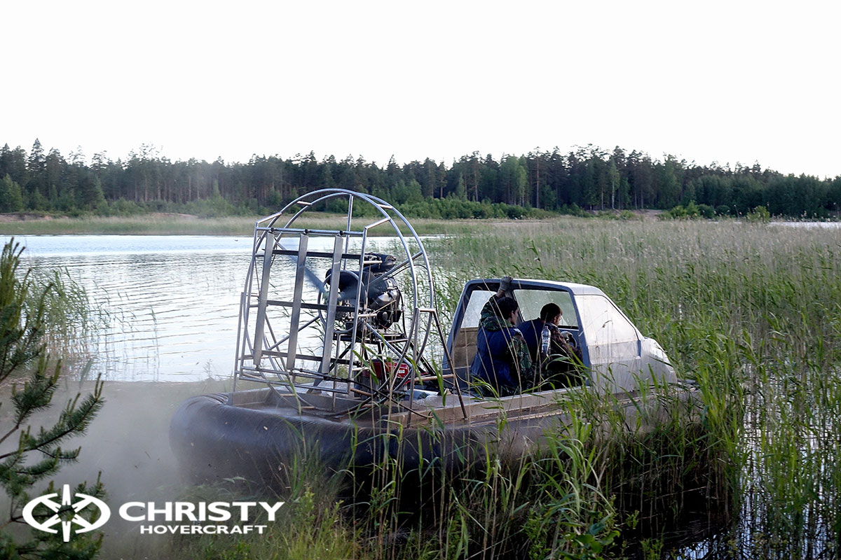 Тест-драйв Christy 555 | фото №48