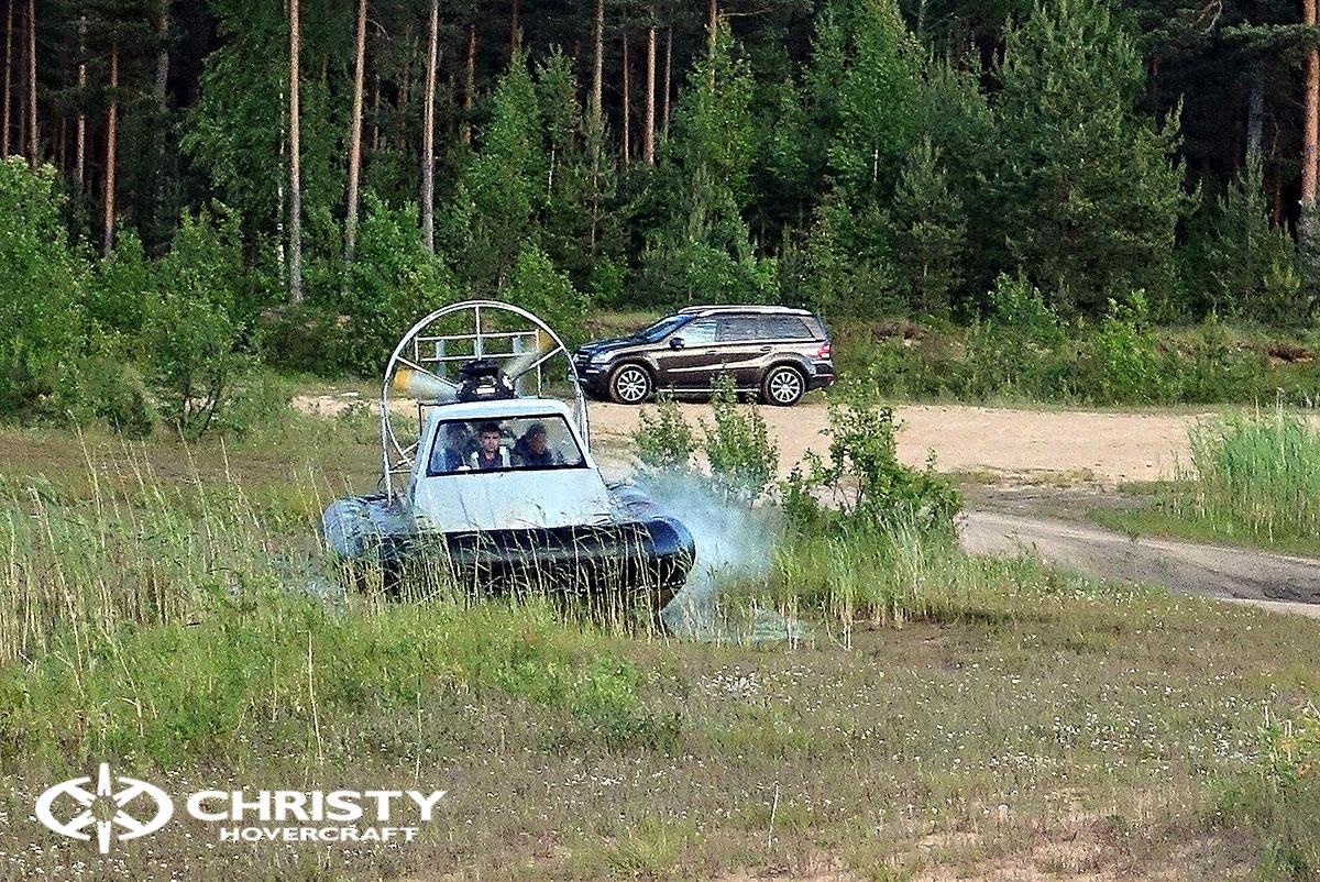 Тест-драйв Christy 555 | фото №7
