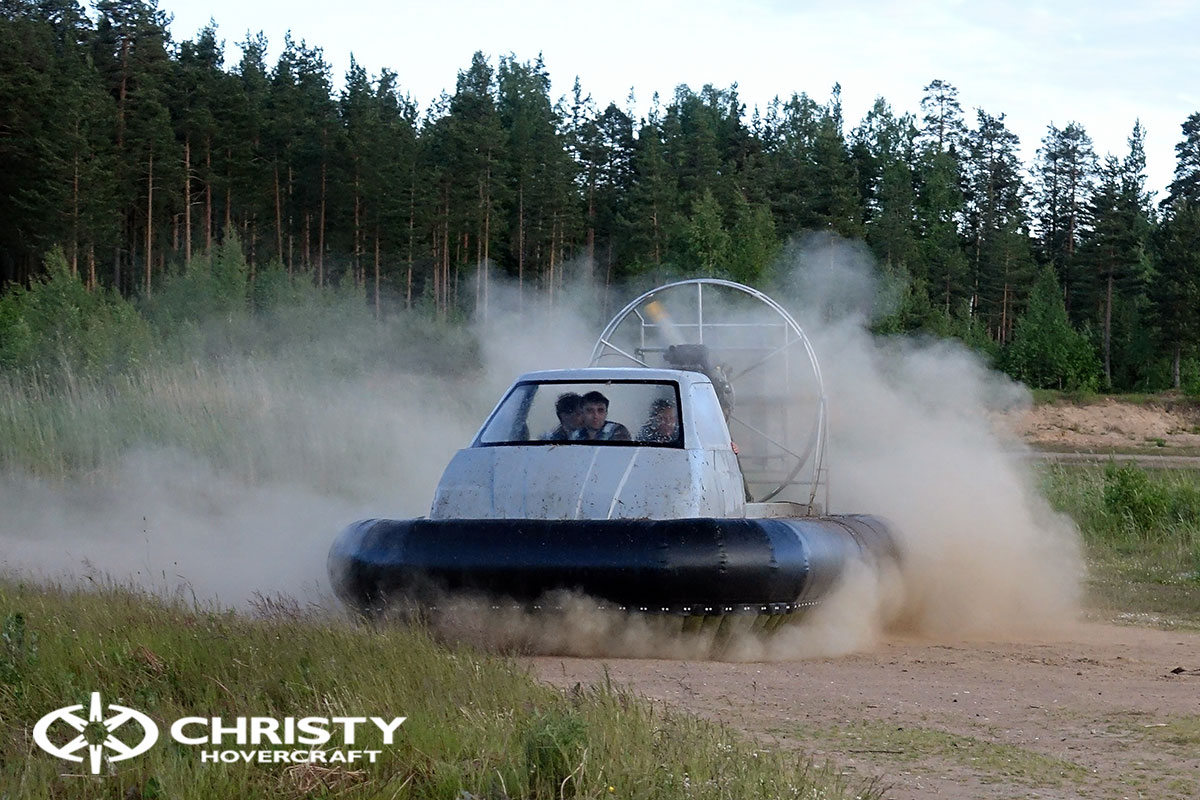 Тест-драйв Christy 555 | фото №53