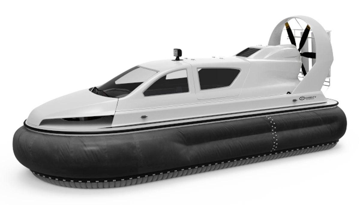 Hovercraft Christy 6199