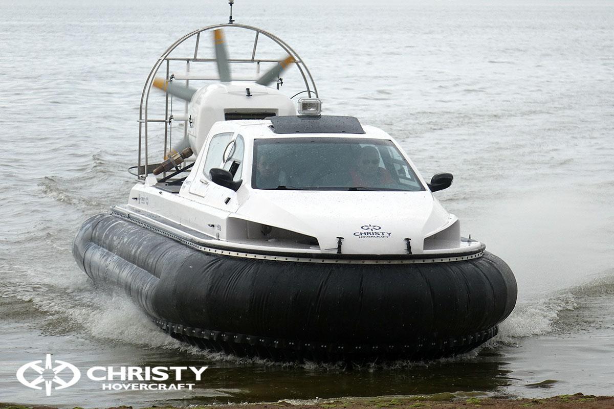 лодка свп Christy 8199L. Испытания. Тест-драйв | фото №8
