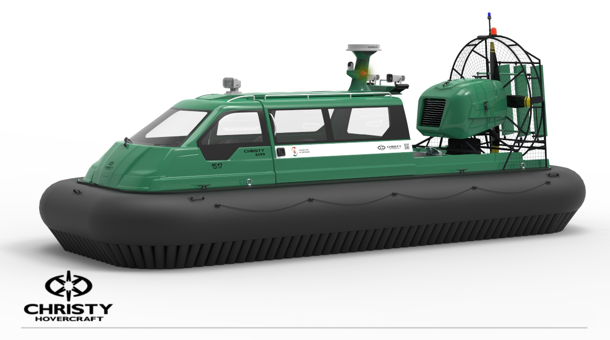 Hovercraft Christy 7199