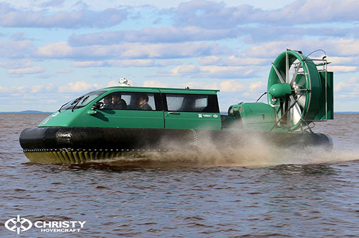 Hovercraft-Christy-8186 Duct