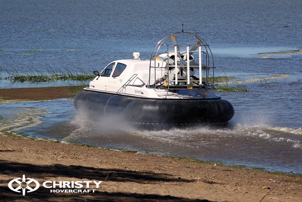 Christy 8199L версия катера для рыбалки и охоты | фото №4