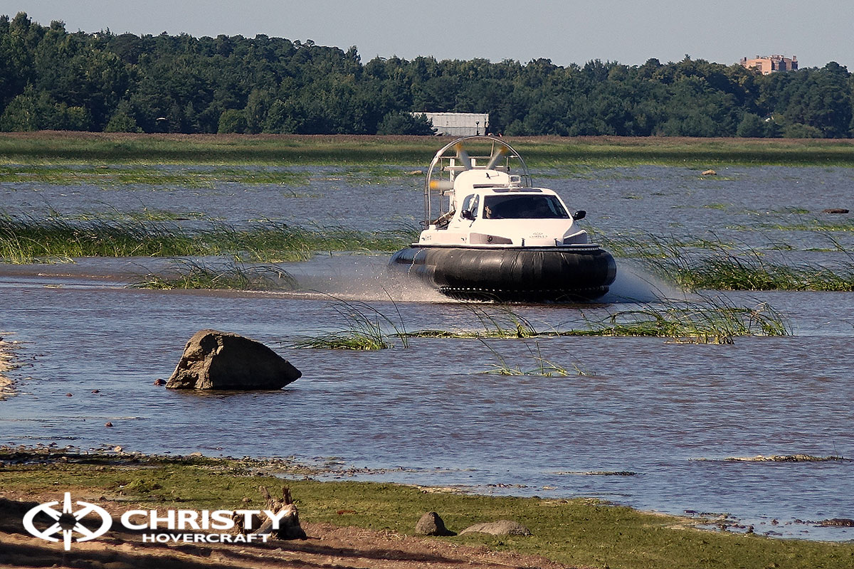 Hovercraft  Christy 8199L | фото №5
