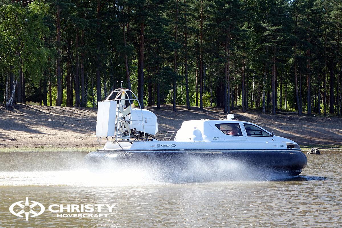 Christy 8199L версия катера для рыбалки и охоты | фото №13